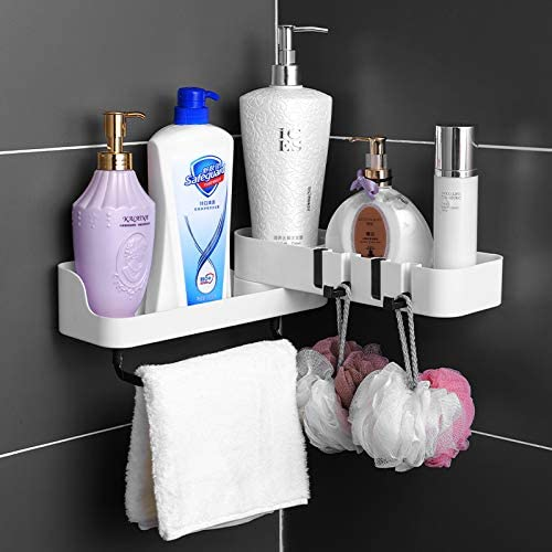 Kitchenware Toilet Bathroom Wall Shelves 25% OFF Ranking TOP4 Triangle Rack L Storage