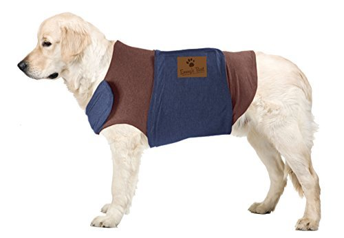 Emmy's Best Premium Pet Products Two Tone Soft Fabric Jacket