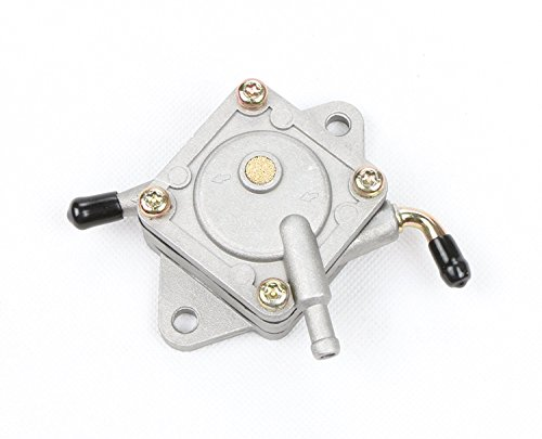 OuyFilters Fuel Pump for John Deere 112L 130 LX172 180 GT242 Kawasaki Engine FC540 FC420V Replace AM109212 AM106164 AM101074