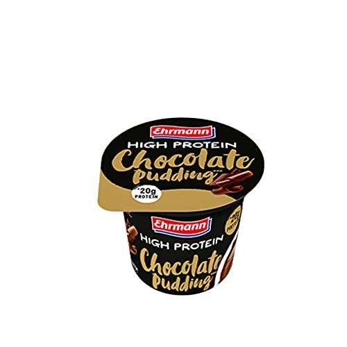 Ehrmann pudding proteico sabor chocolate | 8UDS | 20 gr