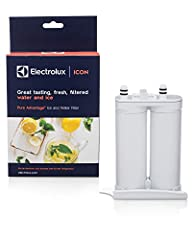RECOMMENDED USE: Replacement ice and water filter for refrigerator; Tested and certified to ANSI/NSF standards 42 and 53; should be replaced every six months; Maximum Pressure – 100 PSI; Flow Rate – approximately .5 gpm GENUINE REPLACEMENT PART: OEM ...