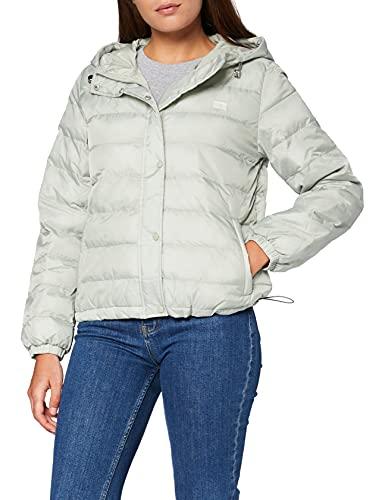 Levi's Edie Packable Jacket Chaqueta, Desert Sage, M para Mujer