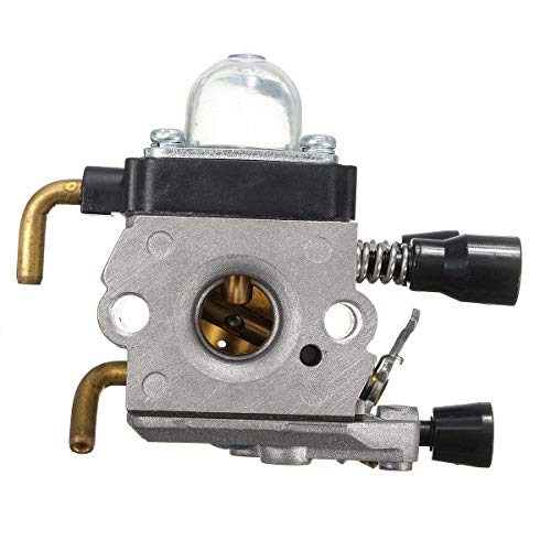 Motorrad-Komponenten Vergaser Carb Funkenluftfilter Dichtung gepasst for FS55R FS55RC KM55 HL45 KM55R Trimmer, Top-Qualität