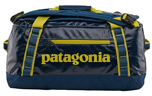 Patagonia Black Hole Duffel - Borsa, unisex, da adulto, colore: blu, taglia unica