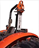 RJ XD ROPS Chainsaw Holder - RCSH001 - Tractor or ZTR