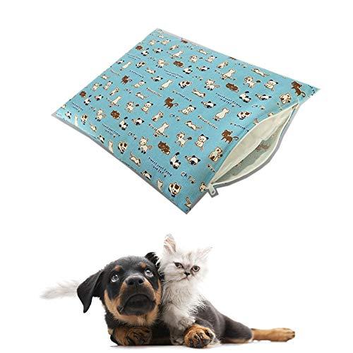 Kat Mat Hond Mat Luxe Hond Bed Puppy Matten Kitten Bed Zachte Dierenarts Bed Hond Bed Kleine Hond Krat Bed Hond Bed Accessoires Puppy Bed Kat Bedden blue2,l