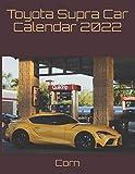 Toyota Supra Car Calendar 2022