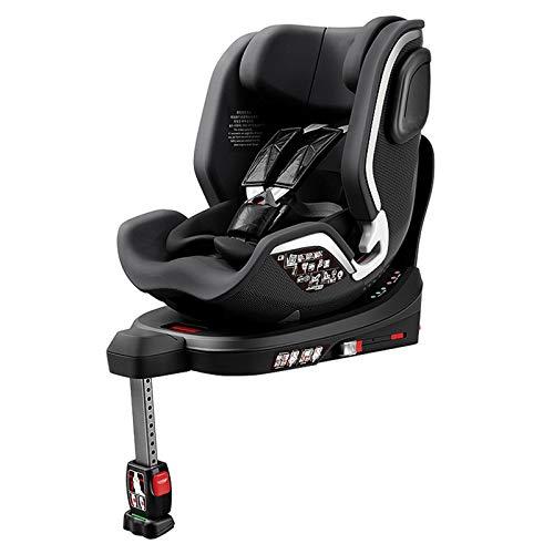 QYT-Silla de Coche reclinable para bebés de 0-25 kg, Grupo 0+1+2 para niños de 0-6 años, cojín Reductor para bebés, Acolchado Suave,A