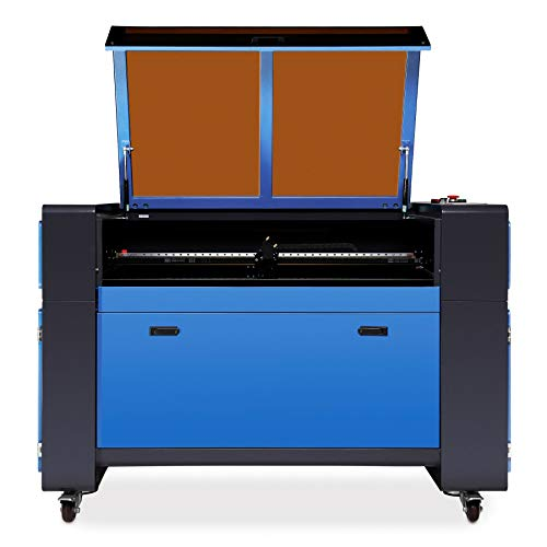 Orion Motor Tech 80W CO2 Laser Engraver Cutter Machine 24