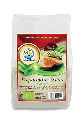 Natural food Preparato Per Seitan - 30 g
