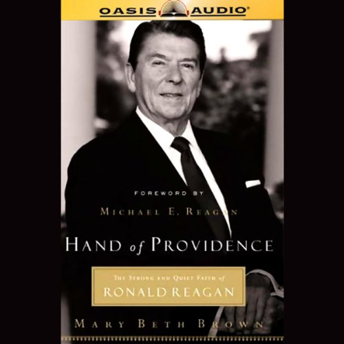 Hand of Providence audiobook cover art