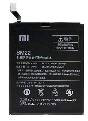 Batteria di ricambio per Xiaomi Mi5 BM22 2910 mAh