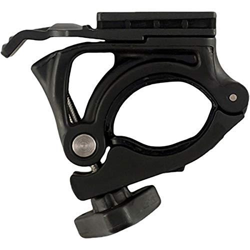 NiteRider Unisexs Handlebar Clamp Lumina Or Mako Series Mount Black One Size