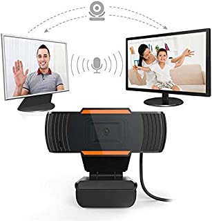 Web Camera for Video Calling Conferencing Recording with Microphone, Auto Focus HD 1080P