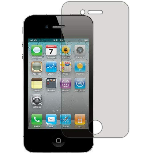 PDA工房 iPhone 4/4S ブルーライトカット[光沢] 保護 フィルム 日本製