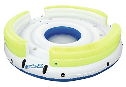 Bestway CoolerZ Schwimminsel Lazy Dayz, 328 x 328 cm