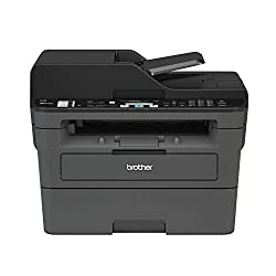 top rated Brother monochrome laser printer, compact multifunction printer, multifunction printer, MFCL2710DW, … 2021