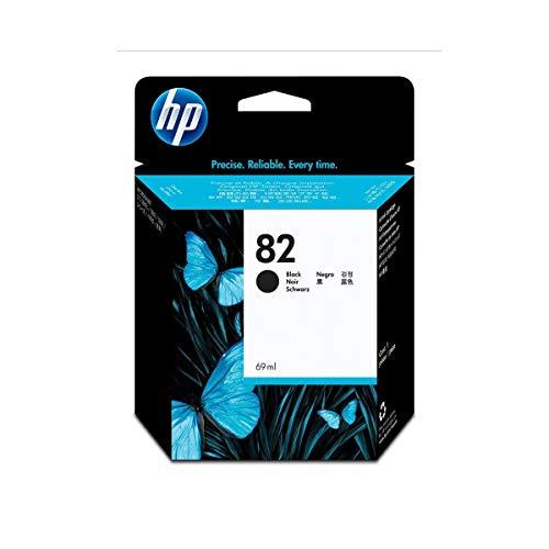 HP 82 - Cartucho de tinta para impresoras (Negro, 69 ml, black, 10 - 80%, -40 - 60 °C, 5 - 40 °C)