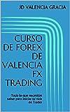 CURSO DE FOREX DE VALENCIA FX TRADING: Todo lo que necesitas saber para iniciar tu vida de Trader
