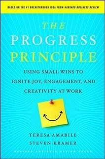 The Progress Principle: Using Small Wins to Ignite Joy, Engagement, and Creativity at Work (142219857X) | Amazon price tracker / tracking, Amazon price history charts, Amazon price watches, Amazon price drop alerts