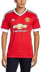 Adidas Camiseta Manchester United 1ª Equipación 2015/2016 Hombre