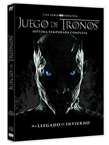 Juego De Tronos Temporada 7 [DVD]