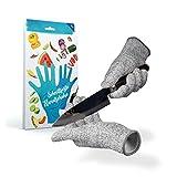 LACARI Schnittschutz-Handschuhe [1 Paar] – Hohe Sicherheit -...