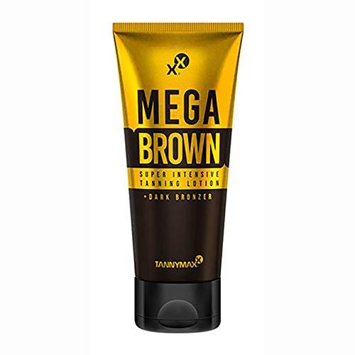 TANNYMAXX Megabrown Super Intensive Tanning Lotion + Dark Bronzer