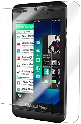 IQ Shield LiquidSkin - BlackBerry Z10 Protector de pantalla + Full Body (delantera y trasera