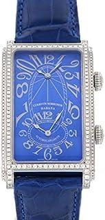 クエルボ・イ・ソブリノス CUERVO Y SOBRINOS プロミネンテ 1112-1B1G-SP 中古 腕時計 メンズ (W175561)