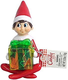 Elf on the Shelf Candy Holder Christmas Stocking Stuffer with Candy