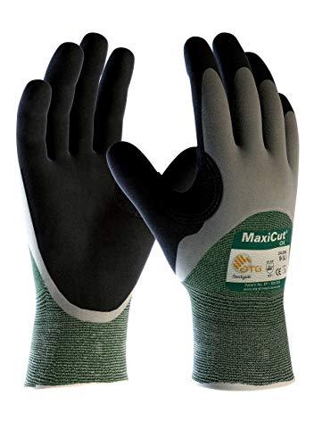 MaxiCut Oil® 34-305 Arbeitshandschuh mit Schnittschutzklasse 3 2491 (M)