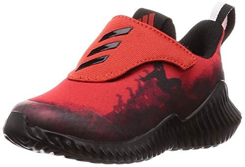 adidas Fortarun Spider-Man AC I, Zapatillas de Gimnasia Niños Unisex bebé, Rojo (Active Red/Core Black/FTWR White Active Red/Core Black/FTWR White), 20 EU