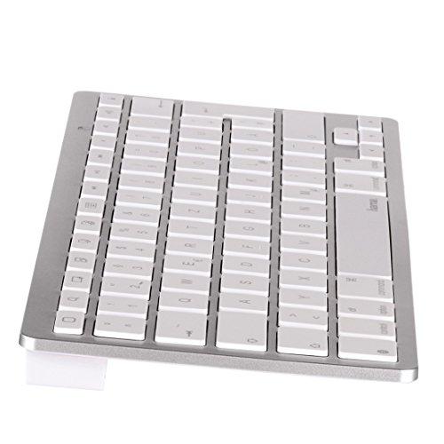 Hama KEY2GO X500 Bluetooth-Tastatur für Apple iPad