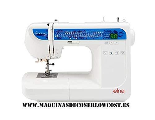 Elna 540 eX – Mejor máquina de coser Elna con sistema semi-profesional