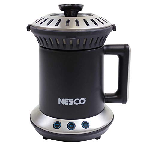 NESCO, CR-04-13, Coffee Bean Roaster, Black
