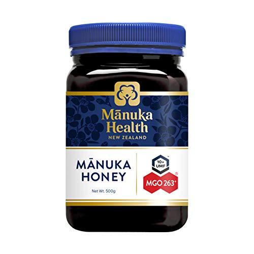 マヌカハニー 500g MGO263+ (MGO250+) / UMF10+ [並行輸入品]