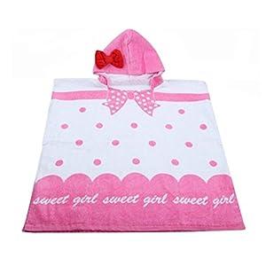Mantas bebé Toallas de baño toallones Albornoz edredón accesorios de baño No.3