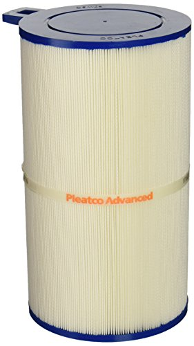 Pleatco PJW50 Replacement Cartridge for Jacuzzi Whirlpool 50, C/Top, Front Load, 1 Cartridge