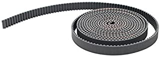 BALITENSEN 5 Meter GT2 Open Timing Belt 10mm Wide 2mm Pitch for CNC 3D Printer Mendel Rostock Reprap