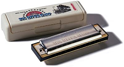 Hohner Big River Harmonica, Key of G