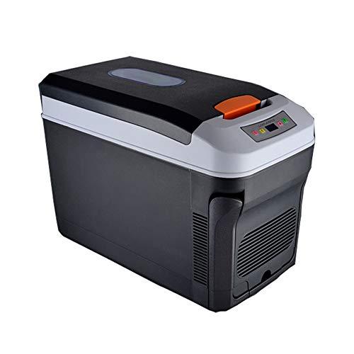 Flashing autokoelkast, 35 l, 12 V/24 V/220 V, dubbele gebruiksdoel, grote capaciteit, koelkast, design koffer