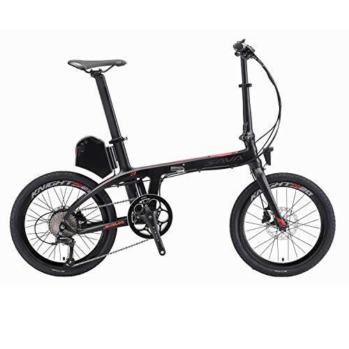 SAVADECK E6 Carbon Faltung E-Bike 20