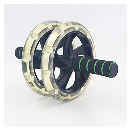 XIAOSHI Bauchradsatz 1 PC AB Roller Home Gym ABS-Training Übungsausrüstung für Männer/Frauen Bauch Training Workout Roller Rad Bauchtrainingsgerät