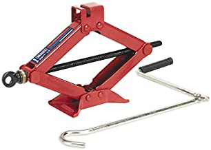 Sealey Scissor Jack Heavy-Duty 1tonne & Kneeler Mat