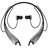 Mpow Jaws Gen-3 Bluetooth Headphones, Wireless Neckband Headphones 13H...