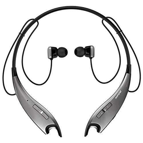 Mpow Jaws Gen-3 Bluetooth Headphones, Wireless Neckband Headphones 13H...