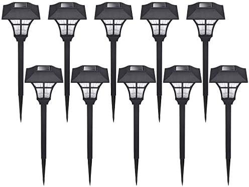 Top 10 Best solar yard lights outdoor waterproof
