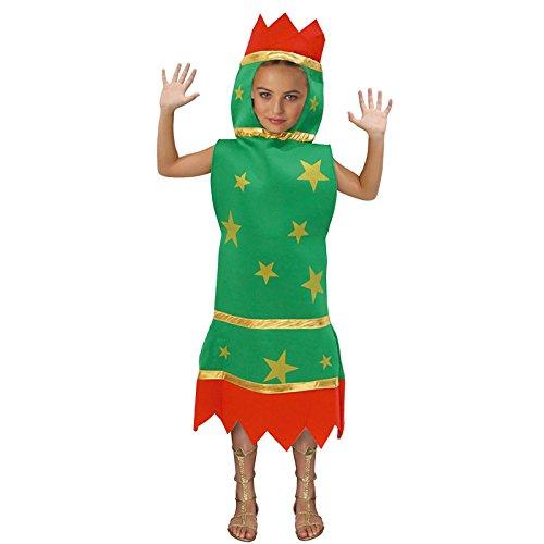 Disfraz Petardo infantil Navidad 2-4 años (+tallas) Disfraz Original Navidad