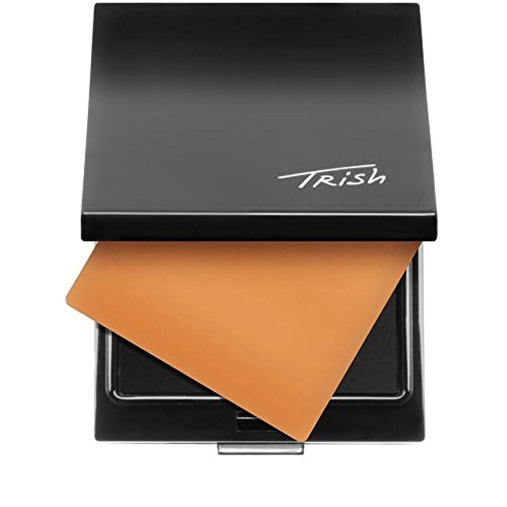 に渡ってジャーナル特徴Trish McEvoy Even Skin Portable Foundation in Shade 3 (Pack of 6) - シェード3でトリッシュ?マクエボイも、皮膚移植の基礎 x6 [並行輸入品]